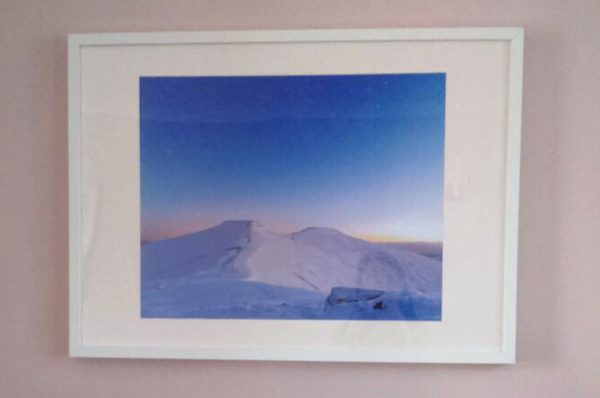 Brecon, Pen y Fan framed print
